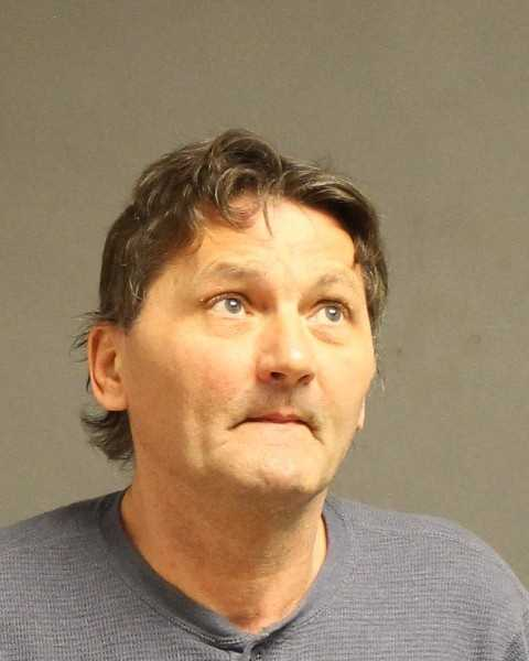 Douglas Hardy was arrested by Nashua Police for Theft by Unauthorized Taking, a Class A Felony.