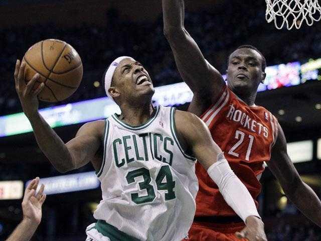 Dorothy's favorite Boston team is the Celtics.