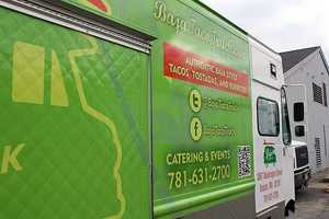 Baja Taco was one of the participating food trucks.