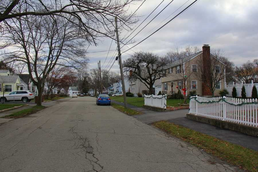 He's invited neighbors living on the street around his 17 Beech St., Dedham home to attend.