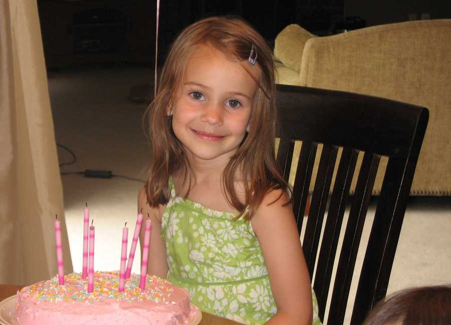 "Allison Wyatt, 6, is remembered as a quiet and shy, yet loving little girl. Family and friends have not released a photo of her. ""She was a very shy girl, she was quiet and kept to herself, but she would smile at things. If a kid did something funny, she'd be laughing,"" day care teacher Kate Capellaro told the New Haven Register."