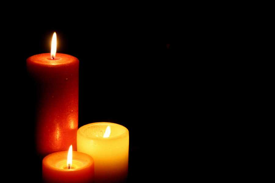 3. Lights and candles