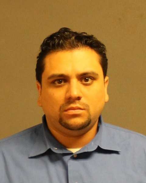 Gustavo Pina was arrested by Nashua Police on an outstanding warrant for Second Degree Assault, Class B Felony.