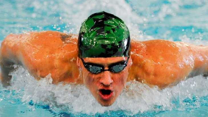 Ryan Lochte Beverly YMCA