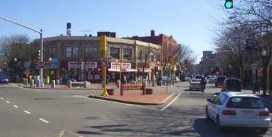 #66 Somerville -- 34.10% of the babies born in 2011 were to unmarried mothers.