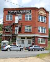 #78 East Brookfield -- 26.76% of the babies born in 2011 were to unmarried mothers.