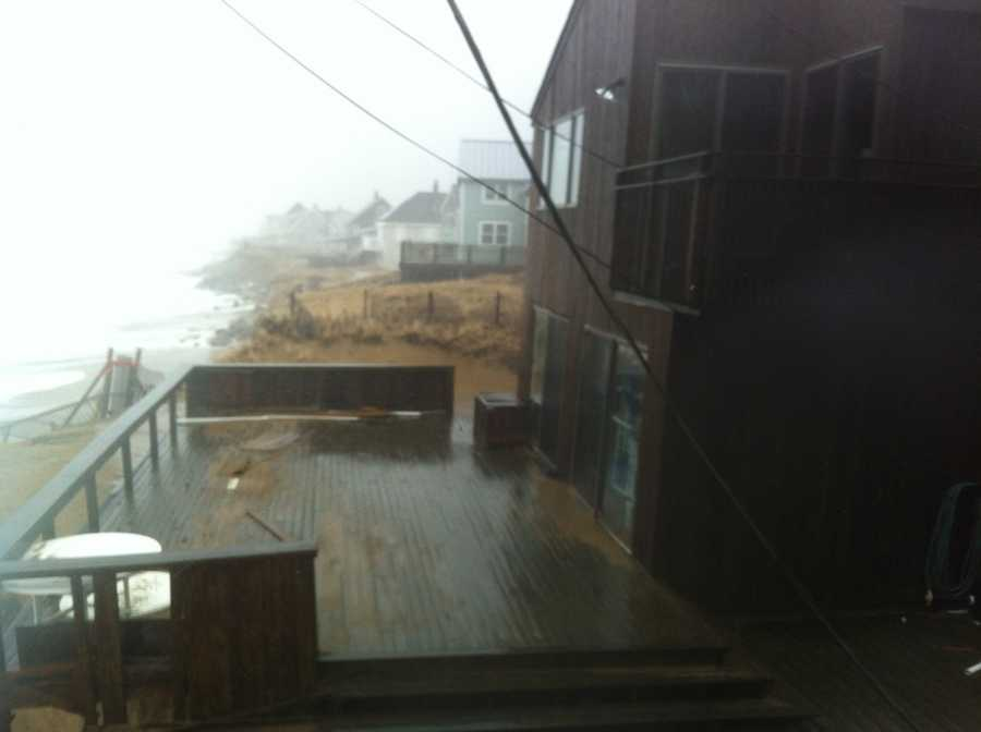 A look at flooding on Plum Island
