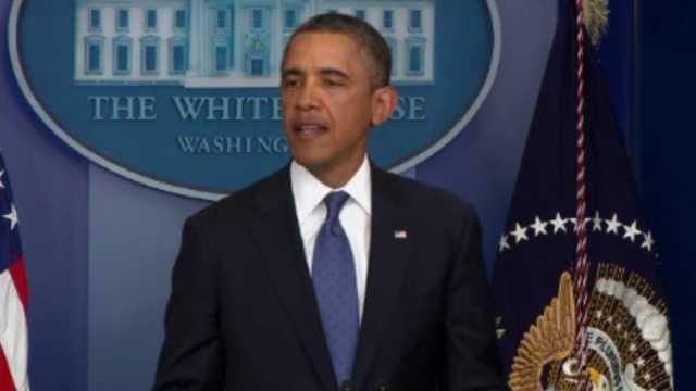 Obama fiscal cliff statement 10_28