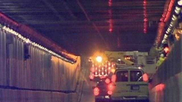 Sumner Tunnel reopens after emergency inspections