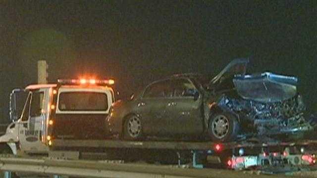 Salisbury crash