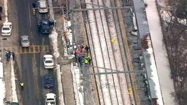 S Attleboro train fatal