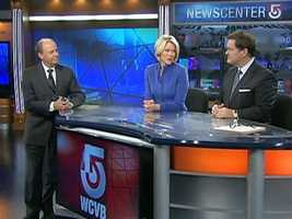Ed's favorite show of all time? NewsCenter 5 at 11 (of course!)