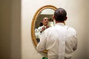 A behind-the-scenes-look at President Barack Obama through 2012 as captured by the official White House photographers.