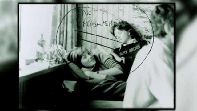 Rare photo of Princess Diana