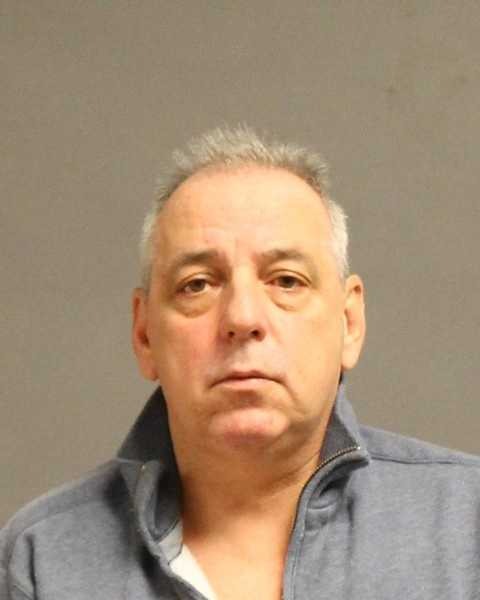Paul Rivard was arrested by Nashua Police as a Fugitive from Justice, a Class A Felony.
