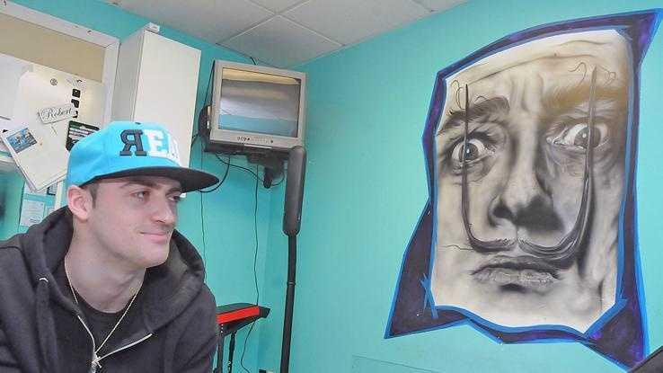 Ryan Jones Tattoo Artist