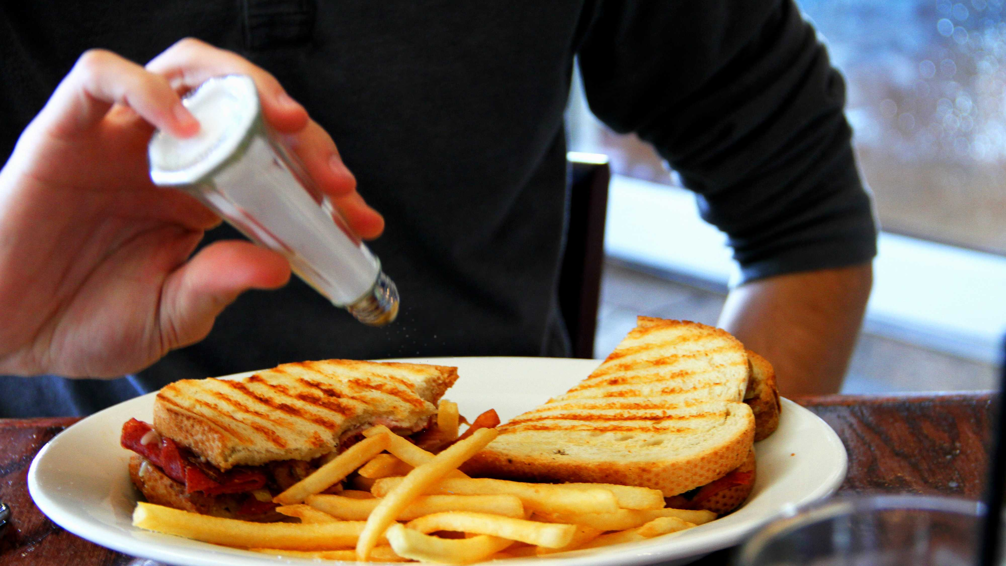 If all Americans consumed only the recommended dose of sodium daily, 150,000 lives would be saved from heart disease, according to the American Medical Association.