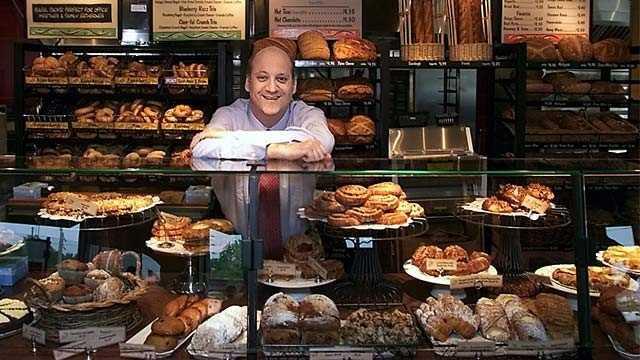 Panera Bread founder Ron Shaich