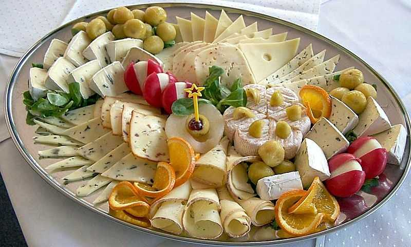 4.) Low-fat cheese, milk and yogurt