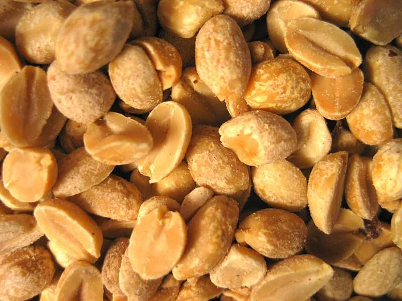Peanut butter helps build muscle and burn fat