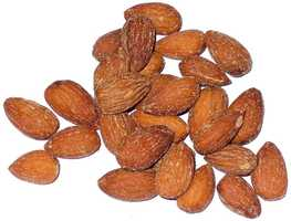 Almonds can help build muscle and reduce cravings.
