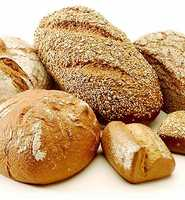 10.) Whole-gran breads and cereal