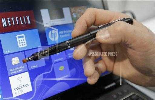 E Fun's Apen Touch8 is a digital pen to allow people to use Windows 8 on their old monitors for less than the cost of buying a new touch-enabled computer.