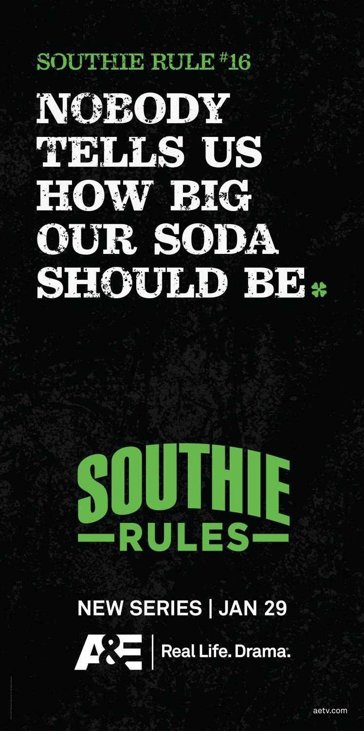 A clear shot at New York City's ban on super-sized sodas.