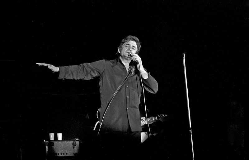 """8. """"Get Rhythm"""" – Johnny Cash"""