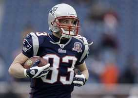 After his senior season at Texas Tech, Welker was not invited to the NFL Scouting Combine.