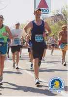 "First word that comes to mind when David hears ""Boston"" is Marathon."