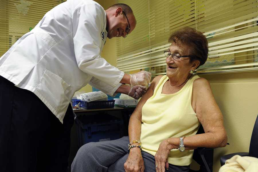There are some myths that are keeping people from getting a flu shot!