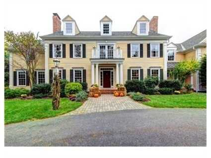 The home is listed for $2.1 million.
