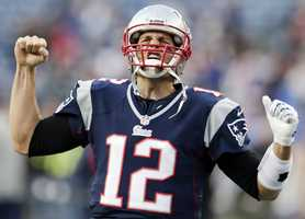 Brady is still known for his competitiveness, and has been seen multiple times getting into heated exchanges with players and coaches on the sideline.