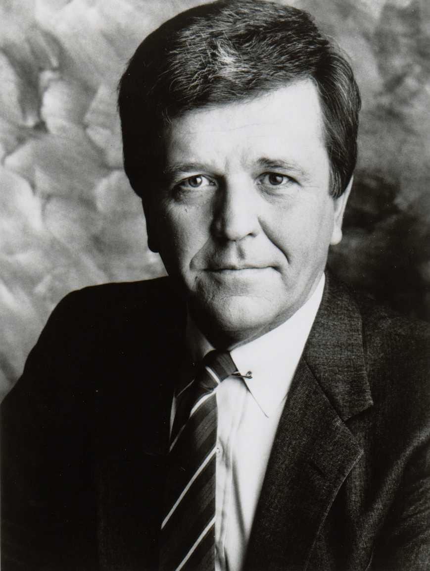 A WCVB-TV publicity photo for Chet.