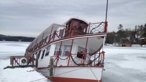 MV Keasarge Sinking