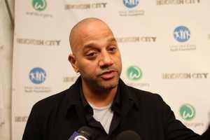 """Allen Hughes - the director of """"Broken City"""""""