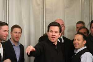 Wahlberg co-owns two restaurants in the Shipyard, Wahlburgers and Alma Nove, along with his brothers chef Paul Wahlberg and actor/musician Donnie Wahlberg.
