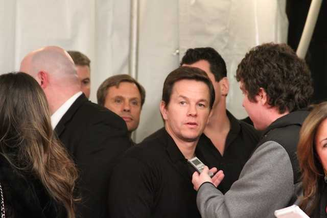An after-screening party was held at Wahlburgers.