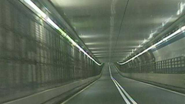 More problems for Boston tunnel