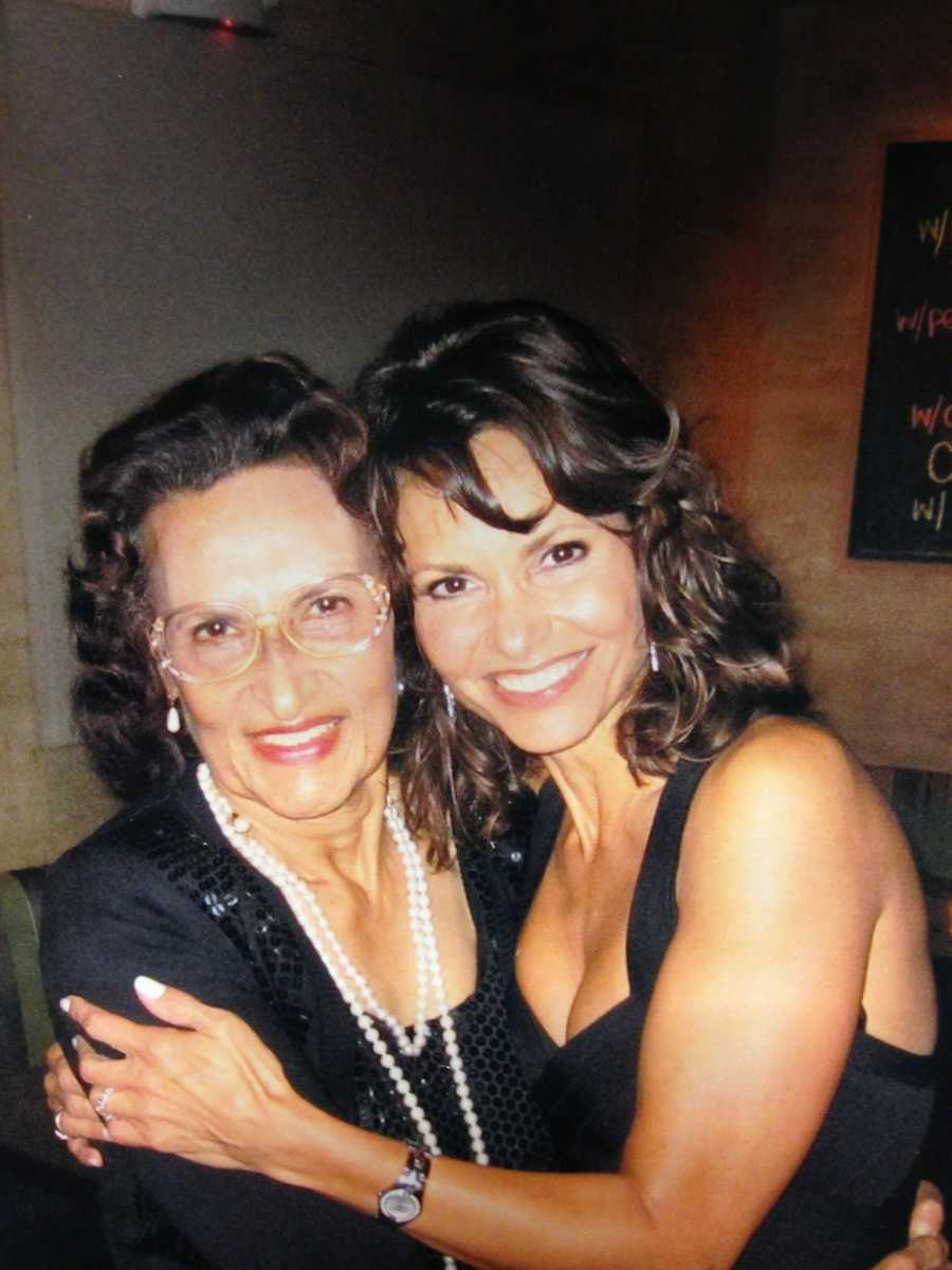 """Liz says her mom had the most influence on her life. """"My mom is one of the most humble, wisest women I am honored to know and love,"""" she said."""
