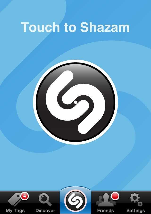 Shazam ...