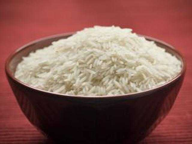 """""""I would say my favorite comfort food might be a simple bowl of steamed white rice ... probably from my days of growing up in Hawaii,"""" she says."""
