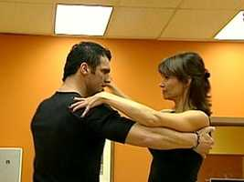 """Most memorable assignment? """"There have been so many, most of them have to do with people triumphing over tragedy in some way, rising above adversity. But if I had to pick the most fun story, that might have to bedancing with TonyDovolani from Dancing with the Stars!"""""""