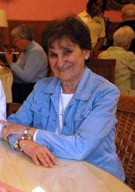 Sister Camella Gambale was the longtime chorus director at Fontbonne Academy in Milton and a renowned soprano. (1928 - 2013)