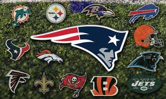 The NFL released the week-by-week 2013 schedule for the New England Patriots Thursday. The schedule includes five prime time games, including a Thursday night home opener.