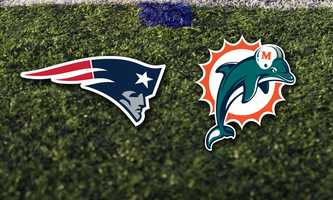 On the road, the Patriots will face their typical AFC East foes, including the Miami Dolphins. Date TBD.