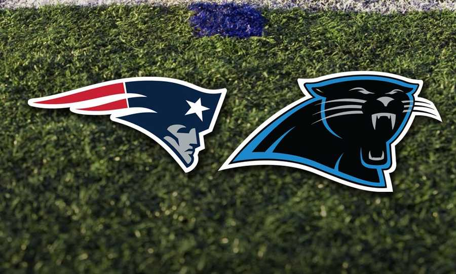 Finally, the Patriots and Tom Brady will take on Cam Newton and the Carolina Panthers of the NFC South. Date TBD.
