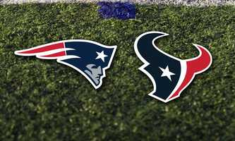 The Patriots will also travel to Houston, to face the team they beat twice in 2012, including once in the AFC Divisional Playoff round, the Houston Texans. Houston was a division leader in 2012, finishing 12-4. Date TBD.
