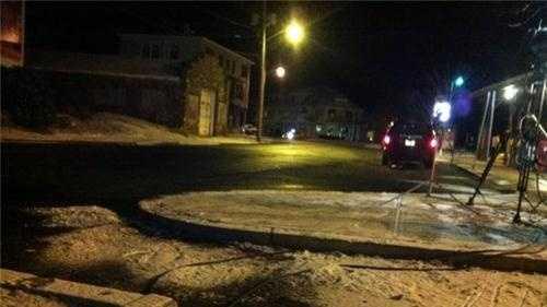 snow ice roads